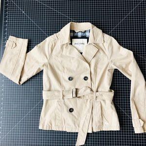 Abercrombie beige jacket